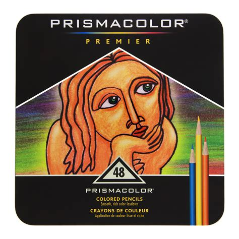 prismacolor premier colored pencils 48 prismacolor premier colored pencils 48 set soft