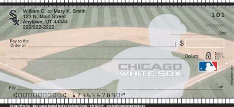 Background Check Chicago Chicago White Sox Mlb 174 Personal Checks