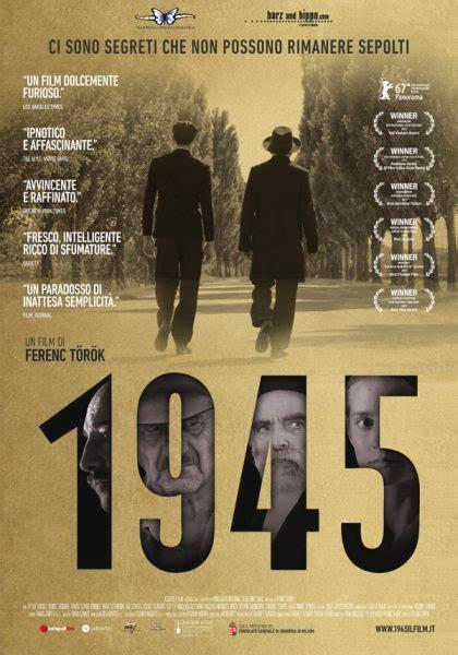 consolato ungherese roma dal 3 maggio al cinema 1945 ungherese diretto da