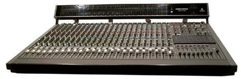 Mixer Behringer Mx 8000 behringer mx 8000 2448 recording live console for sale in