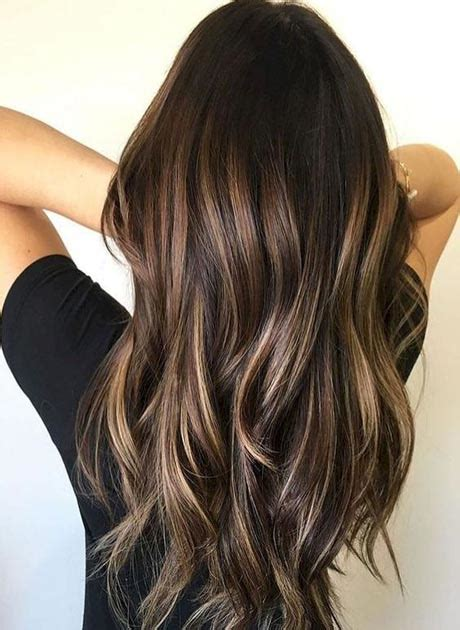 Balayage Hair Colors For 2018 Best Hair Color Ideas Trends In 2017 2018 Balayage Hair Color Ideas For Brunettes 2018 Fashion Trends