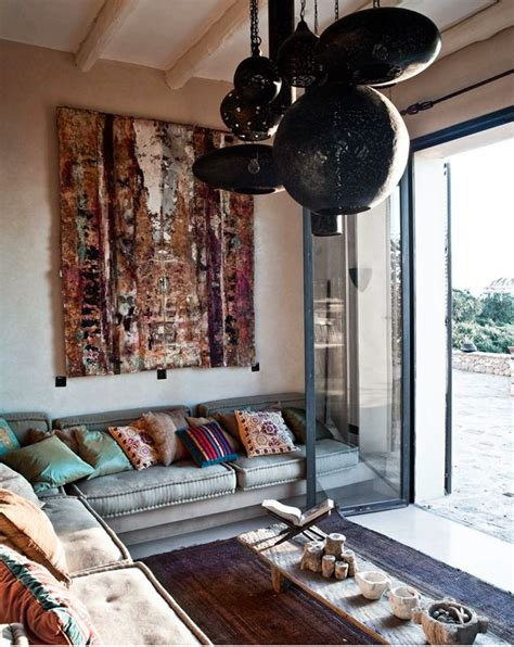 kronleuchter interio how to decorate in bohemian style l essenziale