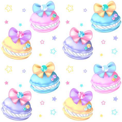pastel macarons pattern macaron tile wallpaper by rpgirl d45qu07 jpg 400 215 400
