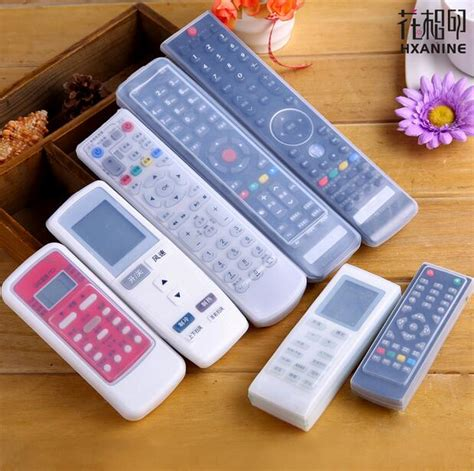 Pouch Handphone Anti Air Fruitos Waterproof Pouch silicone tv remote cover ac air condition dust protect storage bag anti dust