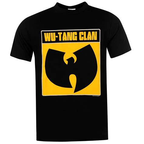 Tshirt Clan By Wutang mens official band merch wu tang clan t shirt new ebay