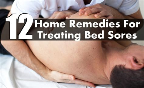 treatment for bed sores 12 home remedies for treating bed sores diy health remedy