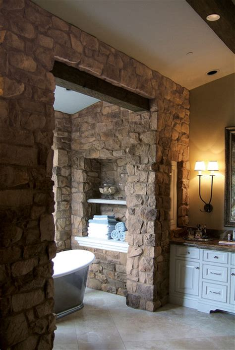 stone veneer bathroom french country villa stone veneer bathroom coronado