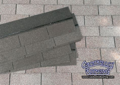 caldwells roofing discusses asphalt roof shingle types
