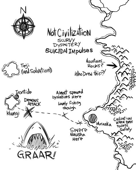 MIND MELD: Which Fantasy Maps Are Your Favorites? | SF Signal