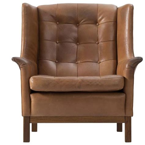 arne norell modern wing chair at 1stdibs 613 best sit down leather images on pinterest benches