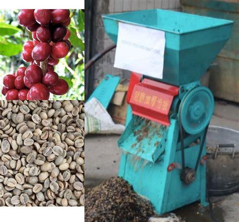Mesin Kopi Di Lung jual mesin pengupas kulit kopi pulper agr plp150 di surabaya toko mesin maksindo surabaya