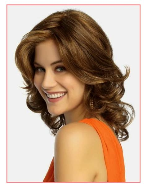 haircut for wavy hair oval face indian popular haircuts medium length hairstyles for curly hair