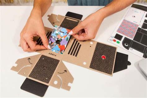 easy pinhole photo gadgets goodies viddy diy pinhole kit