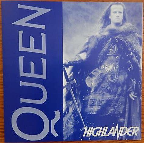 the queen film genre popsike com queen quot highlander quot lp movie soundtrack nm