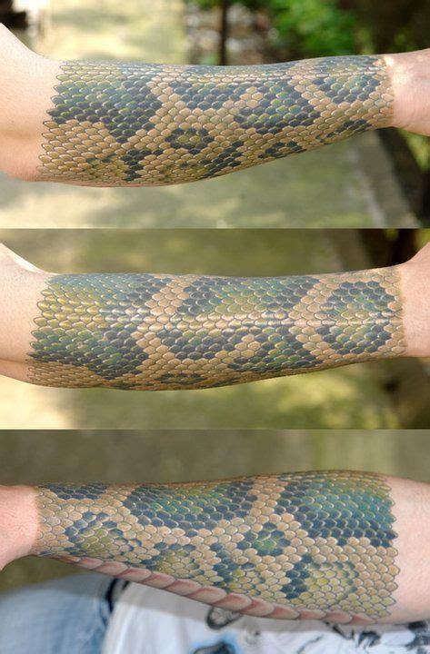 snake skin tattoo 42 best ideas images on ideas