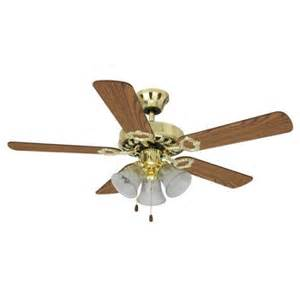 walmart ceiling fans with lights mainstays 42 quot dual mount 3 light ceiling fan bright brass