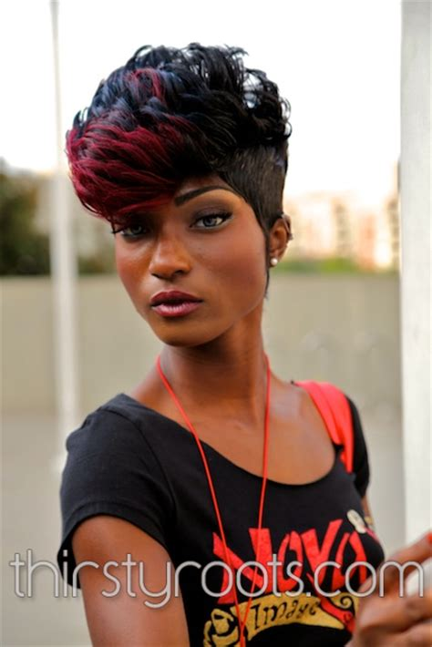 hot atlanta short hairstyles hot atlanta short hairstyles razor chic of atlanta