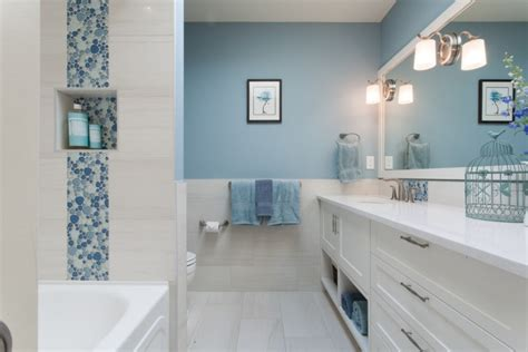 blue  white bathroom designs ideas design trends