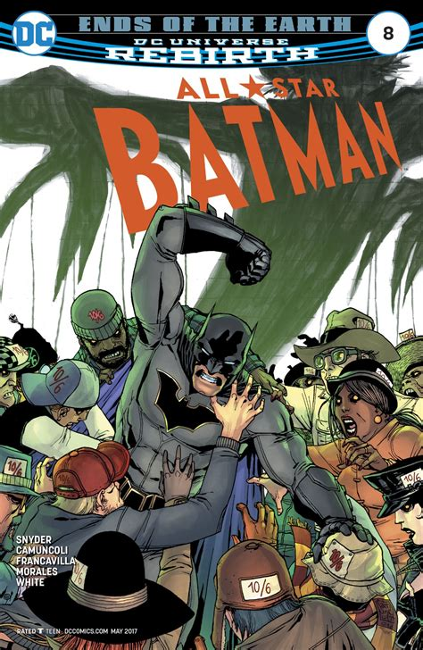 all star batman volume 1401274439 all star batman vol 1 8 dc database fandom powered by wikia