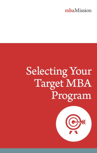 S Mba Curriculum by Mba Admissions Tips Admissions Guides