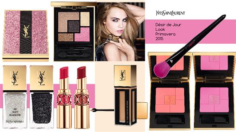 Lipstik Ysl Di Indonesia the cove primavera estate 2015 yves laurent makeup tutte le collezioni