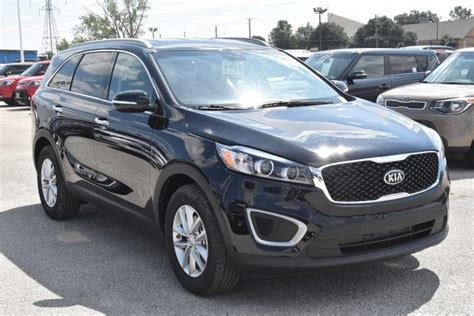 Kia With 3rd Row 2017 Kia Sorento 3rd Row Lx V6 Fort Worth Tx 15108082