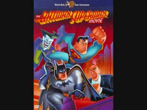 comic book movie zone the batman superman movie the world s finest 1997 review youtube
