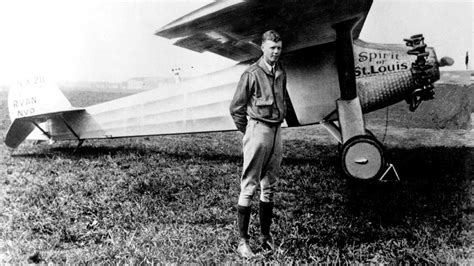 Meet Me In St Louisi Flew Out Here To Do An Ev by Charles Lindbergh Wandervogel Diary