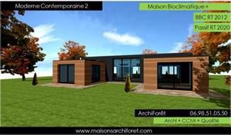 nouveaux mod 232 les et photos de maisons bois modernes