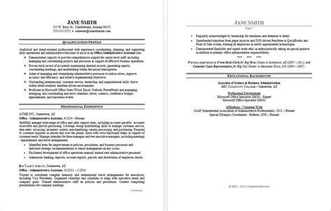 school administrator resume sample medical office assistant resume