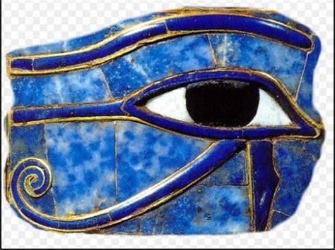 imagenes ojos de horus supersticiones amuletos de protecci 243 n egipcios el ojo de