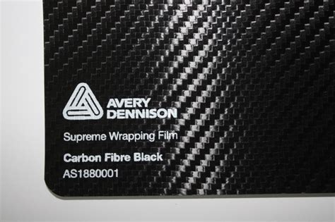 Avery Folie Carbon by Avery 174 Supreme Wrapping Film Carbon Breite 1520mm