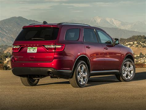 2016 Dodge Durango Price Photos Reviews Features