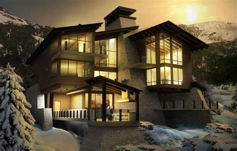 mountain works home design revelstoke photo house