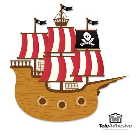 imágenes de un barco pirata vinilo infantil barco de los peque 241 os piratas