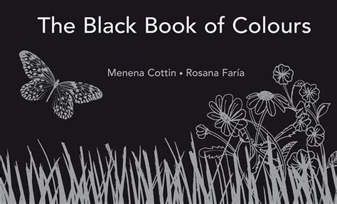 The Black Book Of Colors book review review the black book of colours