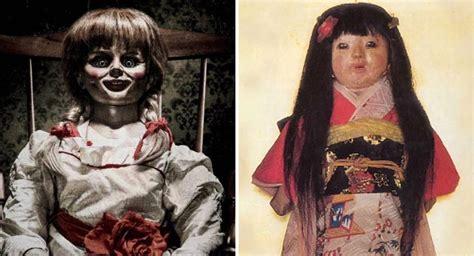 imagenes reales aterradoras annabelle es una barbie comparada con estas 7 reales y