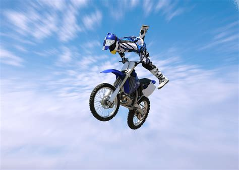 motocross stunts dirt bikes jumping