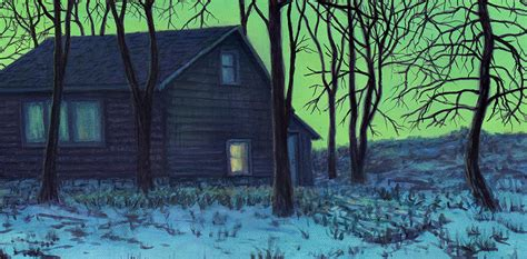Cabin Comfort by W Johnson S Paintings 2015