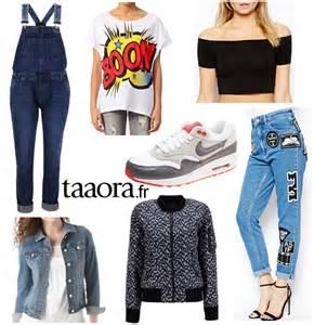 La mode des ann 233 es 90 le bon shopping pour adopter un look style
