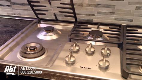 Miele Cooktop Miele 5 Burner Cooktop Km3475g Overview