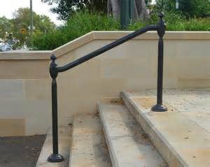 Outdoor Metal Handrail Wrought Iron Outdoor Hand Railings Hollis Park Hand