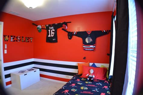 chicago blackhawks bedroom decor chicago blackhawks bedroom decorating ideas pinterest