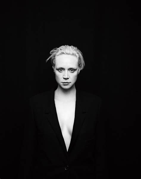 gwendoline christie zero theorem gwendoline christie awakens interview magazine