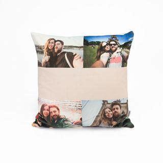 foto su cuscino cuscini personalizzati con foto e scritte in 3 diverse