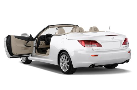 lexus convertible 2010 lexus is 250c and is 350c convertibles 2008