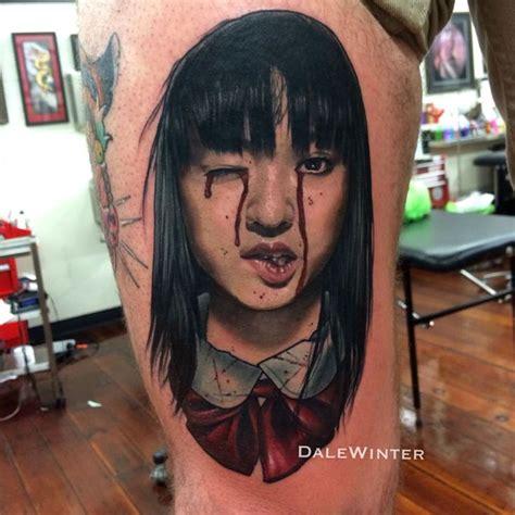 kill bill tattoo 17 best images about kill bill tattoos on the