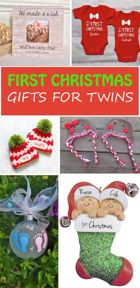 6 twins first christmas gifts non toy gifts