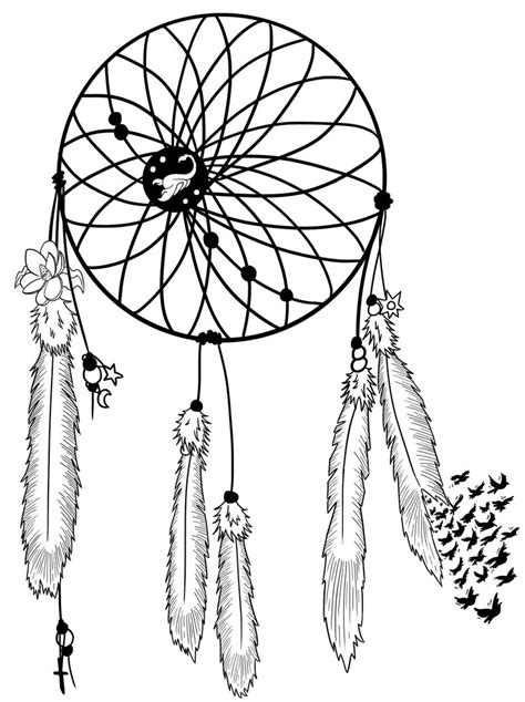 tattoo dreamcatcher designs catcher tattoos