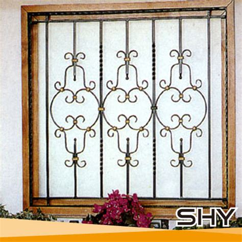 modern wrought iron window grill design ornamental iron